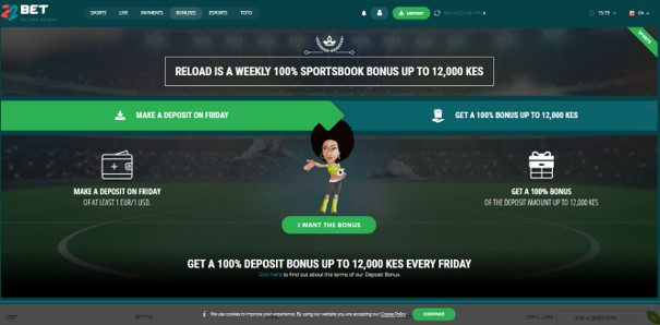 22bet sportsbook promotions