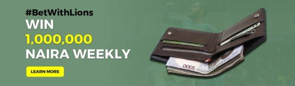 LionsBet weekly offer