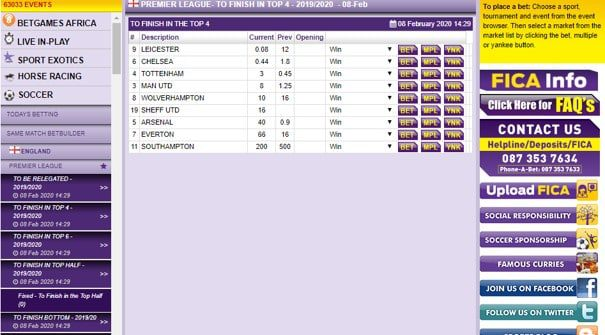 hollywoodbets live in-play - Hollywoodbets Sports Betting Review